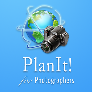 PlanIt for Photographers App